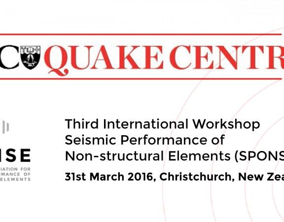 UC Quake Centre